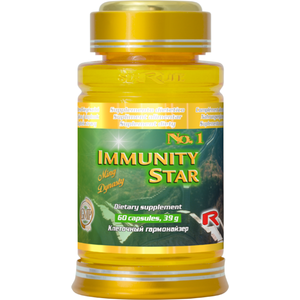 Imunity Star vyobraziť