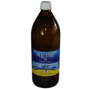 Koloidné striebro Ag 100 15ppm 1000ml vyobraziť