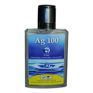 Koloidné striebro Ag 100 20ppm 100ml vyobraziť