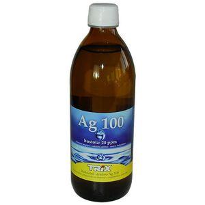 Koloidné striebro Ag 100 20ppm 500ml vyobraziť