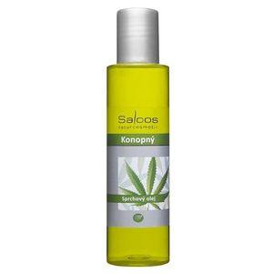 Konopný olej - sprchový olej vyobraziť