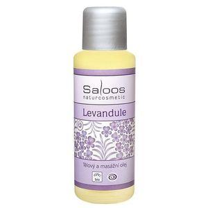 Levanduľa - masážny olej vyobraziť