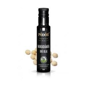 Makadamiový olej - BIO vyobraziť