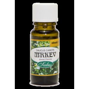 Mrkvový olej - aromaterapia vyobraziť