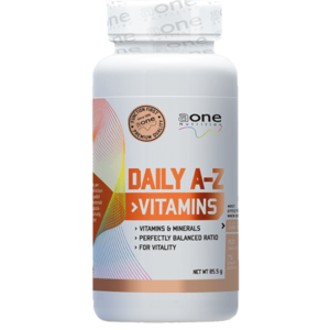 Multivitamíny - Daily A-Z vitamins vyobraziť