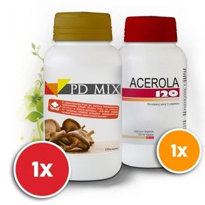 PD Mix + Acerola - podpora imunity vyobraziť