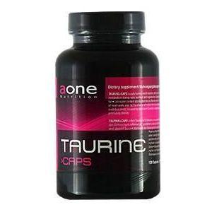 Taurine caps - aminokyseliny vyobraziť