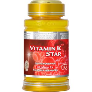 Vitamín K Star vyobraziť