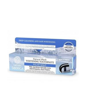 Zubná pasta - čistiaca čierna noc 100g vyobraziť
