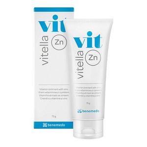 Vitella Zn vitamínová masť so zinkom 75 g vyobraziť