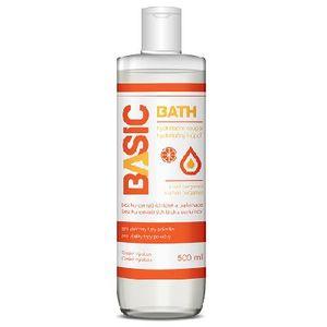 Basic Bath hydratačný kúpeľ s vôňou bergamot 500 ml vyobraziť