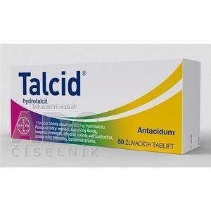 TALCID tbl mnd 500 mg (blis.PP/Al) 1x50 ks vyobraziť