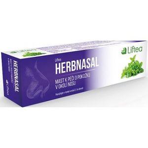 Liftea Herbnasal masť na starostlivosť o pokožku v okolí nosa 10 g vyobraziť