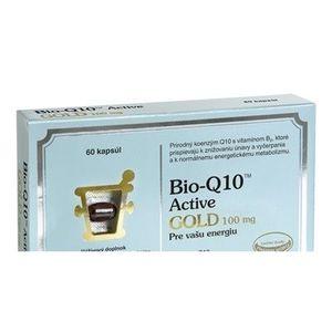 Pharma Nord Bio-Koenzým Q10 Active Gold 100mg 60cps vyobraziť