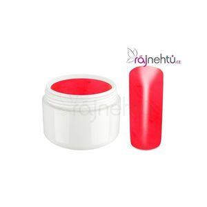 Raj nechtov Farebný UV gél NEON - Red - Červený 5ml vyobraziť