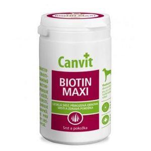 Canvit Biotin Maxi pre psa nad 25kg 230 g vyobraziť