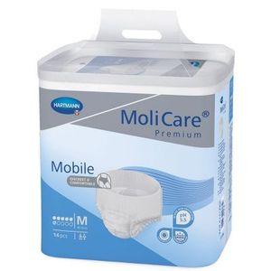 MoliCare Premium Mobile 6 kvapiek M vyobraziť