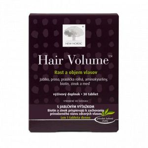 NEW NORDIC HAIR VOLUME 90 TBL vyobraziť