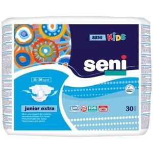 Seni Kids Junior Extra kalh.absorpční 16-30 kg 30 ks vyobraziť