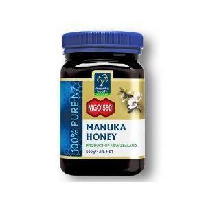 Manuka Health Manuka med MGO™ 550+ 250g vyobraziť