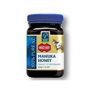 Manuka Health Manuka med MGO™ 400+ 500g vyobraziť