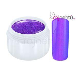 Ráj nehtů Barevný UV gel FLIPFLOP - Purple Blue 5ml vyobraziť