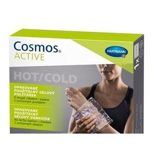 Cosmos ACTIVE Opakovane použiteľný gélový vankúšik hot/cold 12x29 cm 1 ks - Hartmann vyobraziť
