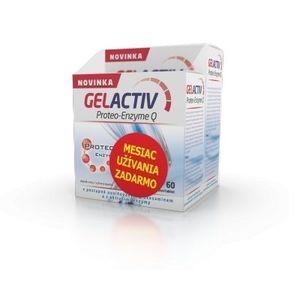 Gelactiv Proteo-Enzyme Q 180 tabliet vyobraziť