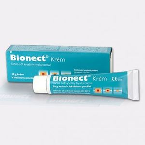 Bionect krém na rany s obsahom kys.hyalurónovej 30 g vyobraziť