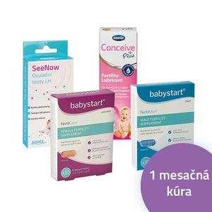 Podpora plodnosti pre páry - FertilCare, FertilMan, gél Conceive Plus, ADIEL SeeNow ovulačné testy vyobraziť