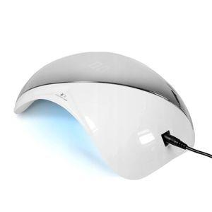 Ráj nehtů UV/LED Lampa K1 48W - stříbrná vyobraziť