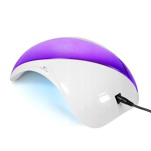 Ráj nehtů UV/LED Lampa K1 48W - fialová vyobraziť