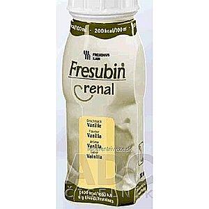 Fresubin Renal sol (príchuť vanila) 4x200 ml (800ml) vyobraziť