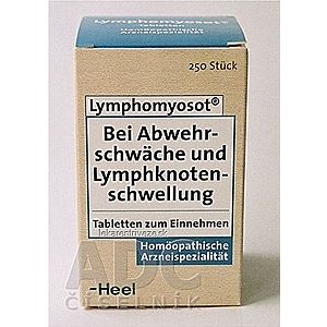 Lymphomyosot tbl 1x250 ks vyobraziť