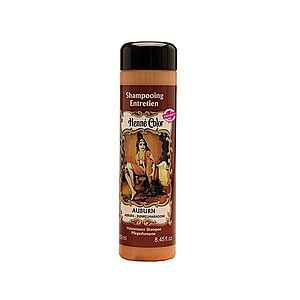 Henné Color Paris Auburn, prírod. šampón s výťažkom z henny, farba bordová, 250 ml vyobraziť
