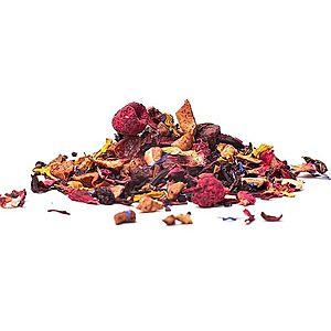 Ovocný čaj s ibiškem vyobraziť