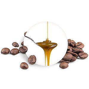 KARAMELOVÁ zrnková káva, 250g vyobraziť