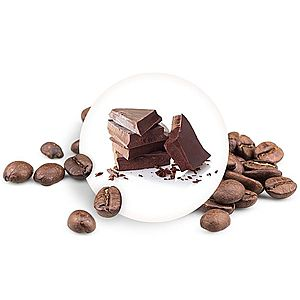 ČOKOLÁDOVÁ zrnková káva, 250g vyobraziť