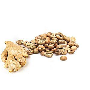 Zelená káva SUPER ŠTÍHLA LÍNIA - ZÁZVOR - iba mletá, 50g vyobraziť