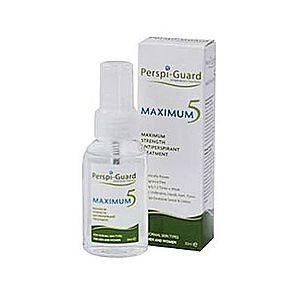 Perspi-Guard Maximum 5 antiperspirant 50 ml sprej vyobraziť