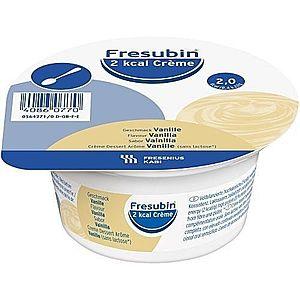 Fresubin 2 kcal Crème príchuť vanilka 2 kcal g sol 24x 125 g vyobraziť
