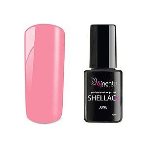 Ráj nehtů UV gel lak Shellac Me 12ml - June vyobraziť