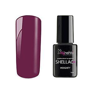 Ráj nehtů UV gel lak Shellac Me 12ml - Indignity vyobraziť