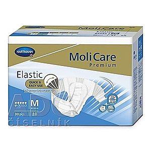 MoliCare Premium Elastic 6 kvapiek M plienkové nohavičky zalepovacie 1x30 ks vyobraziť
