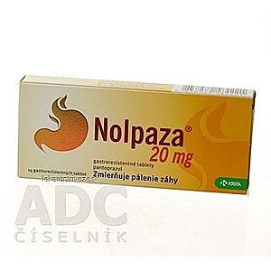 Nolpaza 20 mg tbl ent (blis. OPA/Al/PVC/Al) 1x14 ks vyobraziť