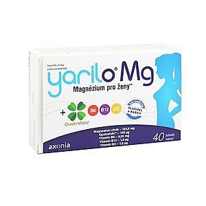 Yarilo Mg - Magnézium pre ženy 40 toboliek vyobraziť