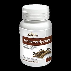 Activcordyceps - 30 kapsúl vyobraziť