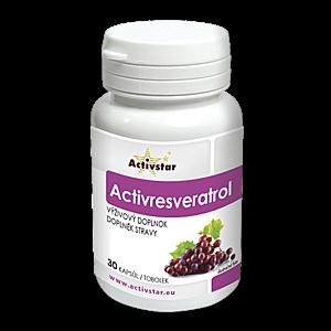 Activresveratrol - 30 kapsúl vyobraziť