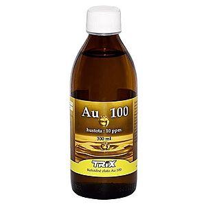 Koloidné zlato Au100 300 ml 10 ppm vyobraziť