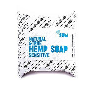 Konopné mydlo Sensitive Natural&True vyobraziť